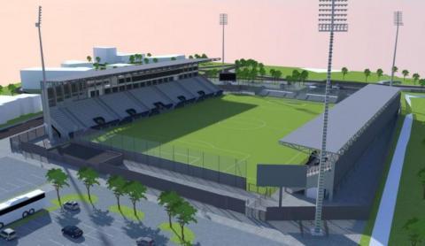Czytelnik alarmuje: projekt nowego stadionu Sandecji jest rozczarowujący