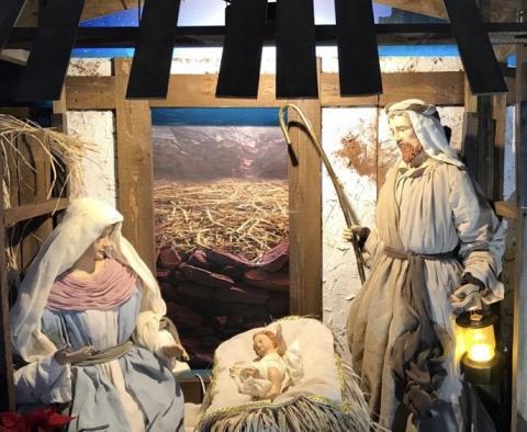 Czas, gdy narodził się Chrystus