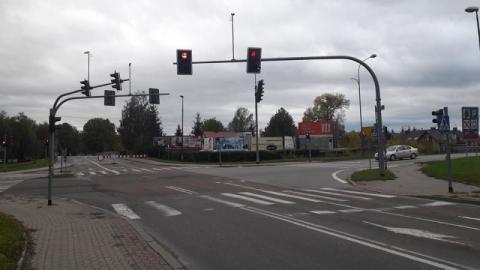 Wjazd do Nowego Sącza od Krakowa i Korzennej odkorkowany! MZD zmienił tryb pracy świateł