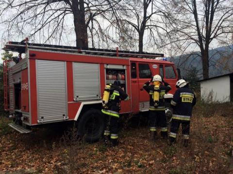 Strażacy z Głębokiego potrzebują naszej pomocy. Ich samochód nie nadaje się do użytku