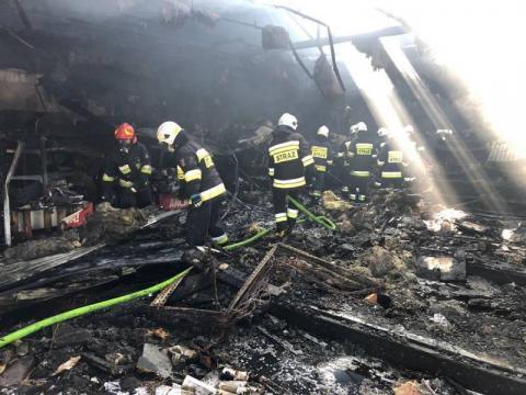 Budynek, w którym był Media Expert zostanie zburzony. Nie nadaje się do użytku