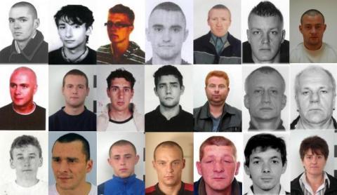 Przestępcy z naszego regionu. Są poszukiwani listami gończymi [ZDJĘCIA]