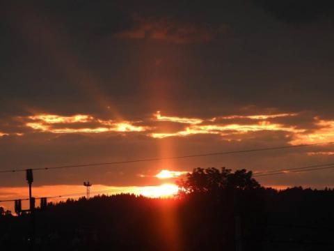 """Czy nadchodzi  koniec świata? W Polsce słychać było """"trąby z nieba"""""""