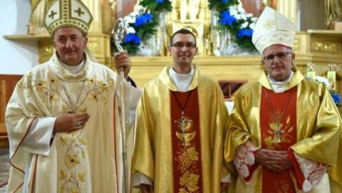 Kapłan z Tylicza posłany na misje. Będzie głosił Ewangelię w Afryce