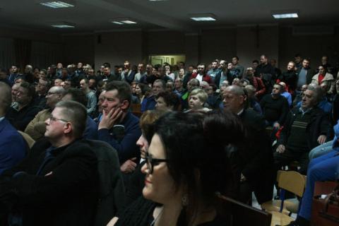Jedni chcą należeć do gminy Grybów, drudzy do miasta. Jak to się zakończy?