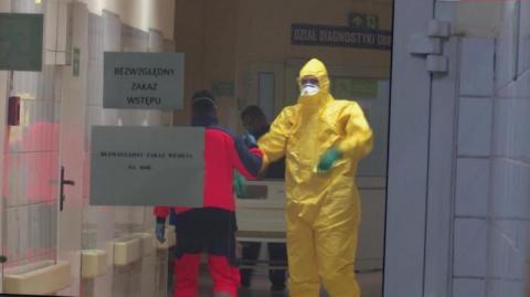 Z ostatniej chwili. Kolejne przypadki zakażenia śmiertelnym wirusem z Chin