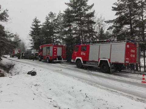 Utrudnienia na ul. Tarnowskiej i w Kamiannej. Co tam się stało?