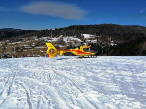 Tej zimy pomogli aż 573 osobom. Kryniccy goprowcy podsumowują akcje ratunkowe