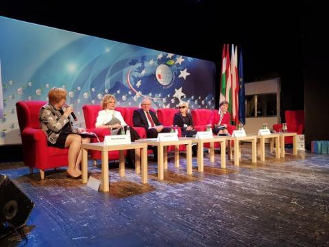 forum polsko-węgierskie, fot. Iga Michalec