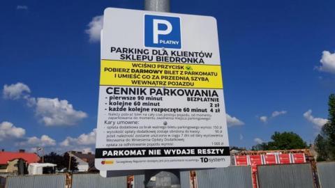 Biedronka straci klientów? Reklamacje w sprawie parkowania odrzucane