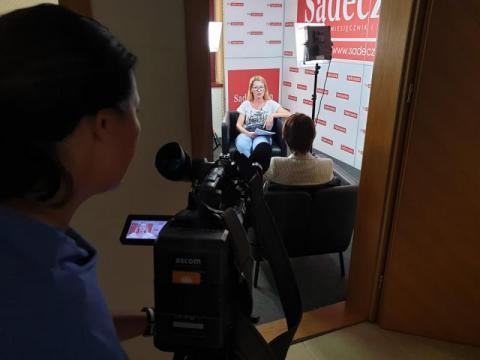 Chełmiec: odcięte od świata Łazy vs wójt w Polsacie. Kiedy emisja programu?