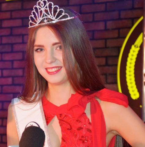 Agnieszka Dudek, Miss Ziemi Sądeckiej 2018
