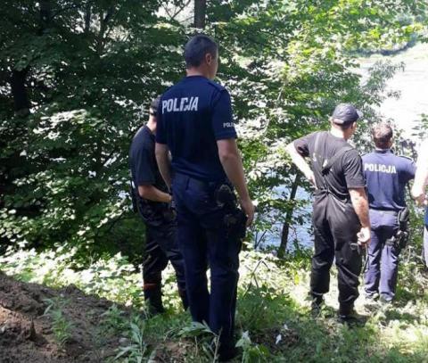 Tragiczny finał poszukiwań. Policjanci znaleźli ciało zaginionego 49-latka