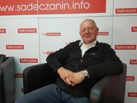 Leszek Zegzda, fot. Iga Michalec