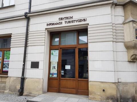 Centrum Informacji Turystycznej w Nowym Sączu, fot. Iga Michalec