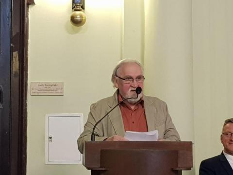 Krzysztof Kuliś, fot. Iga Michalec