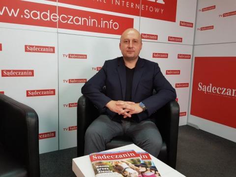 Krzysztof Krawczyk, prezes spółki NOVA, fot. Iga Michalec