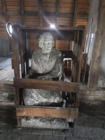 Zagadka na strychu sądeckiego ratusza, fot. Iga Michalec