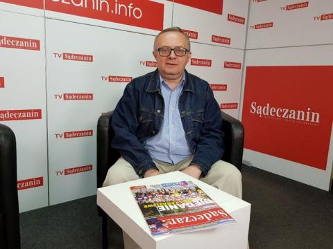 Janusz Michalik, fot. Iga Michalec