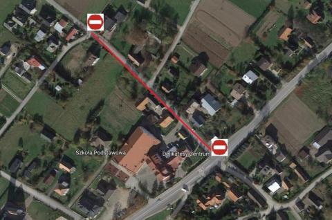 Chełmiec: już jutro zamkną drogę gminną w Świniarsku. Dlaczego?