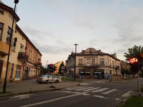 Nowy Sącz: zobaczcie nowe rondo Grodzka-Kunegundy-Jagiellońska. Kiedy wbicie łopat?