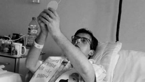 Nie żyje ks. Michał Łos. Młody kapłan przegrał walkę z rakiem