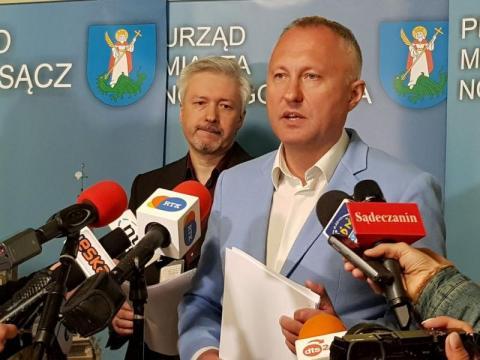Czy 1 stycznia 2020 roku będzie Karta Nowosądeczanina?, fot. Iga Michalec