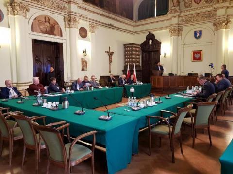 Spotkanie w sprawie Karty Nowosądeczanina, fot. Iga Michalec
