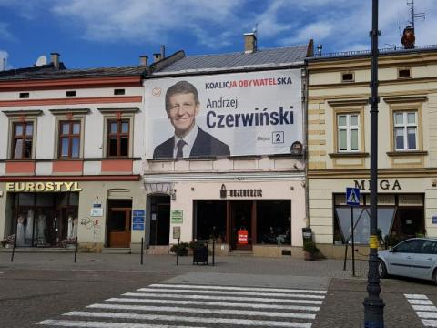 Wieczór wyborczy Koalicji Obywatelskiej, fot. Iga Michalec