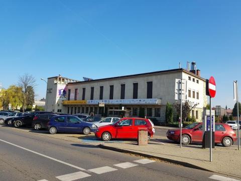 Miejski Ośrodek Kultury w Nowym Sączu, fot. Iga Michalec