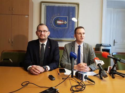 PiS - Wybieram Nowy Sącz walczy o dopłaty, fot. Iga Michalec