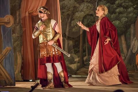 Opera koronacyjna Costanza e fortezza