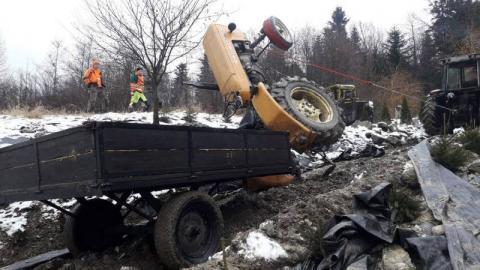 Jak doszło do tragicznego wypadku w Grybowie?