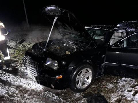 Samochód płonął jak pochodnia. Czy właściciel może liczyć na odszkodowanie?