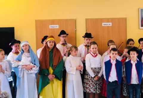 Zespół Siennioki udowadnia, że tradycja kolędowania ma się świetnie