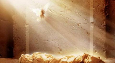 Alleluja! Grób jest pusty. Jezus zmartwychwstał!