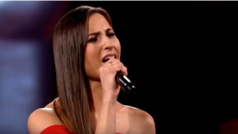 Iza Szafrańska zaśpiewa dla chorej dwulatki Róży Dąbrowskiej w Starym Sączu