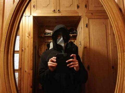 "Maska ""Plague Doctor"". Co to u licha jest?"