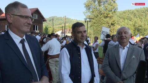 Samorządowcy też zapraszają na Festiwal Lachów i Górali