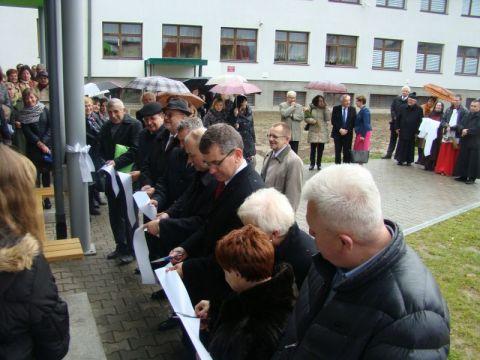 Biblioteka w Gołkowicach kosztowała 2,3 miliona złotych