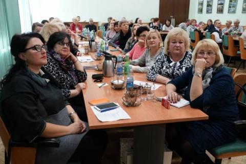 Wizyta Białorusinów w Nowym Sączu
