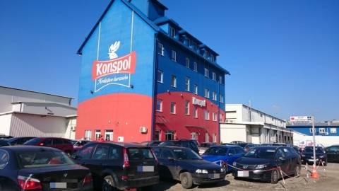 Nowy Sącz: Miasto nie sprzeda działki przy Grottgera. Konspol  rozbuduje się i da miejsca pracy gdzie indziej?
