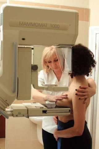 Kamionka Wielka: Włożcie piersi pod lupę, będą darmowe badania mammograficzne