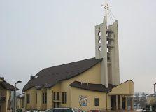Kościół pw MBNP w Krynicy