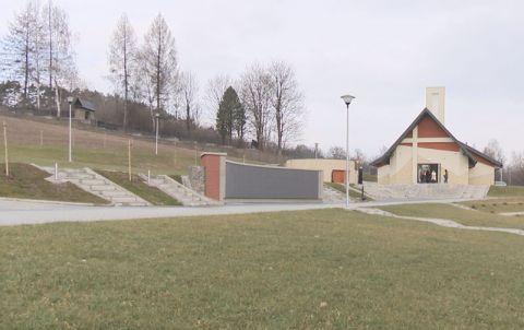 Nowy cmentarz w Rdziostowie