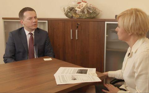 zastępca prezydenta Wojciech Piech