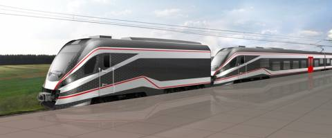 W Nowym Sączu wyprodukują innowacyjny pociąg hybrydę !