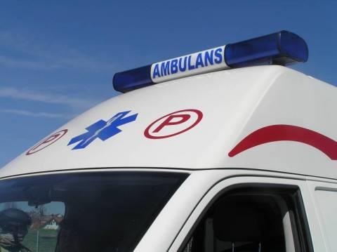 Bilsko: 16 -latek spowodował wypadek i uciekł. Jedna osoba ranna