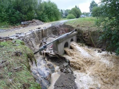 Uwaga! Rzeki znów robią się niebezpieczne! Rośnie poziom wody