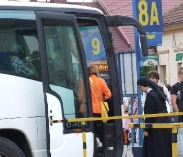 Gródek ma nowe połączenie autobusowe z Krakowem